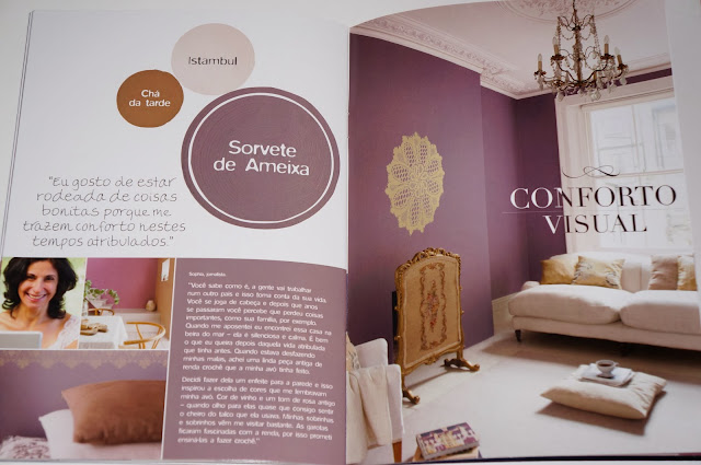 foto 2 - tendências de cores das Tintas Coral - Design Essencial 2013