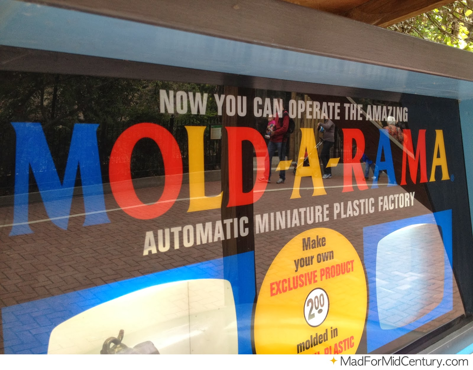 Mid Century Signage