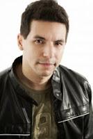 O autor Raphael Draccon estará na Bienal do Rio.
