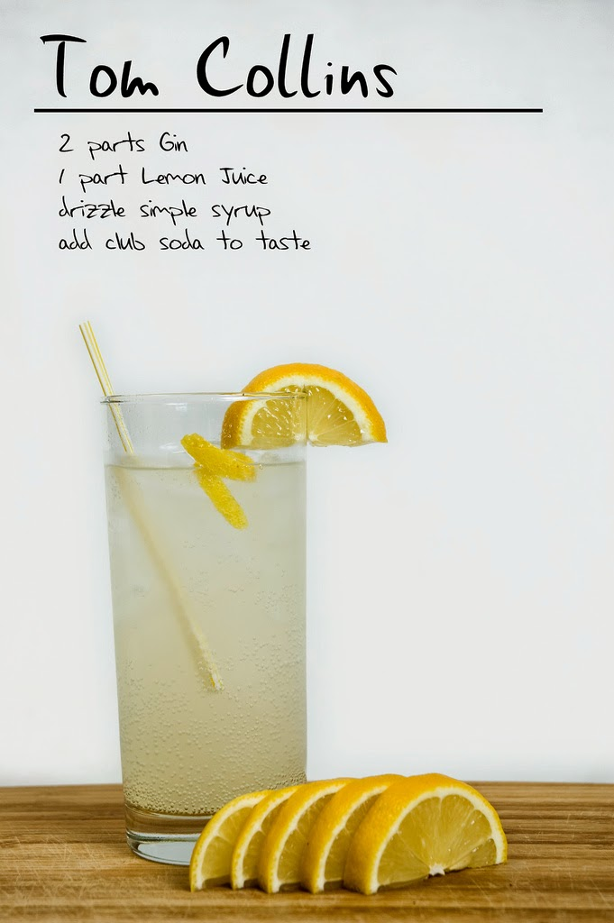 How Do You Make The Drink Tom Collins