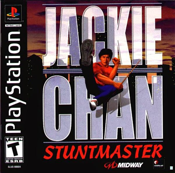 Jackie Chan Stuntmaster   El-Mifka
