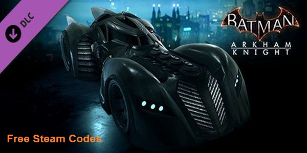 Batman: Arkham Knight - Original Arkham Batmobile Key Generator Free CD Key Download