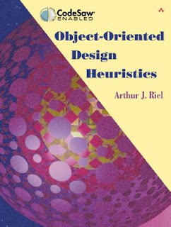 Object Oriented Design Heuristics Front Cover