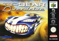rom Top Gear Overdrive download