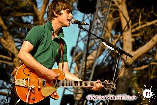 Jake Bugg. Festival Déferlantes 2013.