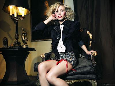 Kristen Bell Celebrity Wallpaper-1600x1200-02