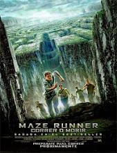 Maze Runner: Correr o Morir (2014) [Latino]
