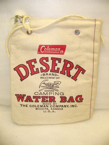 Canvas Water Bags 64