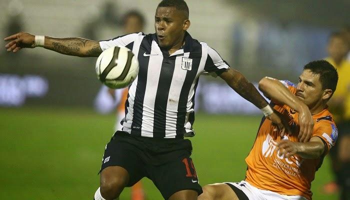 Cesar Vallejo vs Alianza Lima en vivo
