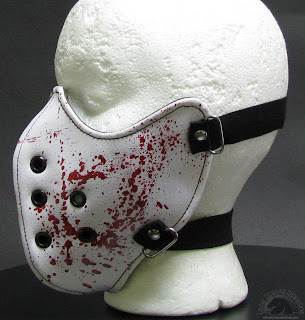 Chainsaw Half Face Mask