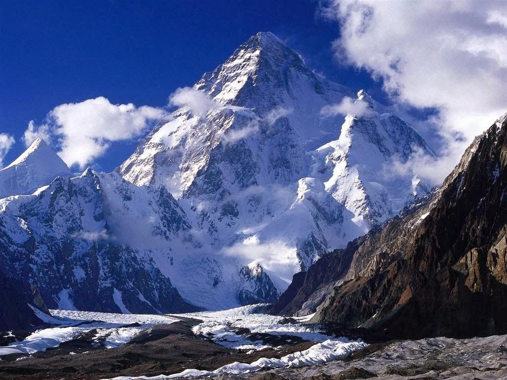 K2 - 15 Highest Peaks in the World
