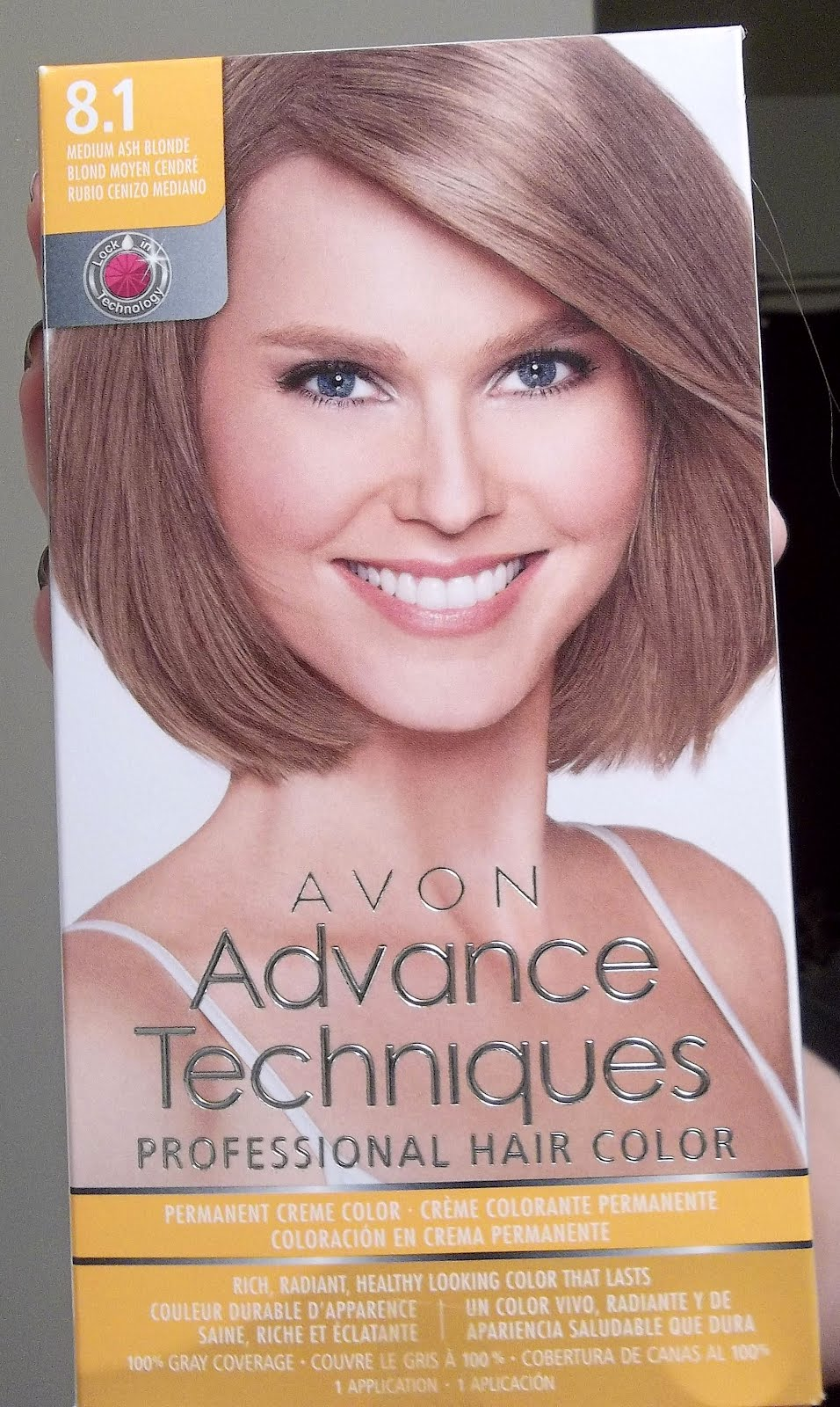 The Beauty Professor: NEW! Avon Hair Color Review and Tutorial