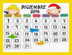 Efemérides de Diciembre