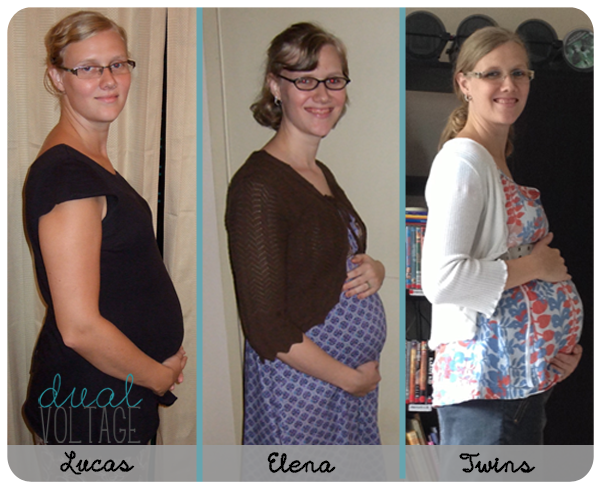 Dual Voltage: The Bump: 21 Weeks