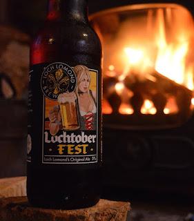 Lochtober Fest by Loch Lomond Brewery