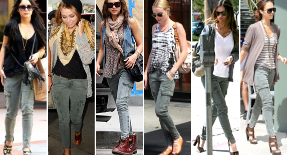 cargo pants out of style - Pi Pants