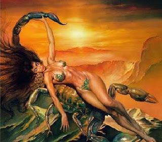 Oroscopo ottobre 2015 Scorpione