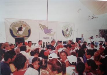 EVENTO EN CHIMALHUACAN