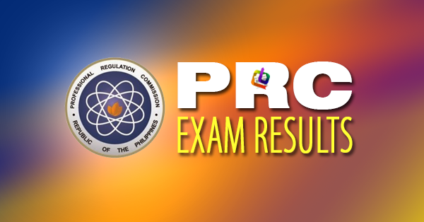 the date and venue for the oathtaking ceremony of the new successful examinees in the said examination will be announced later the prc said
