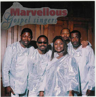 Marvelous Gospel Singers  1988 MGS