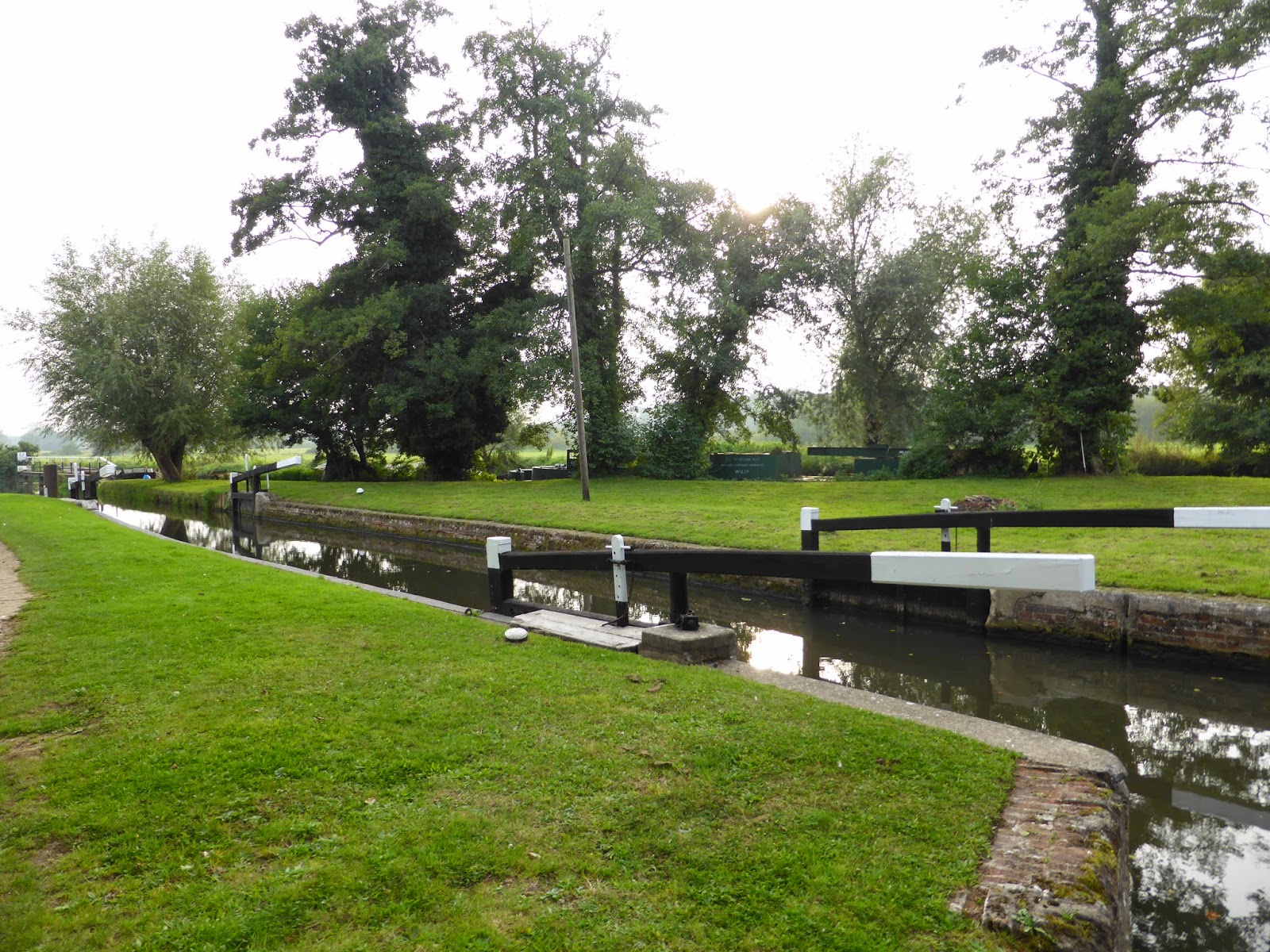 Narrowboat Briar Rose Home Counties Cruise Day 12