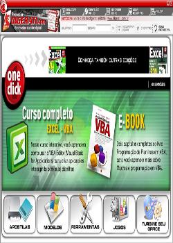 1207xmw306 Curso Programação em VBA Para Excel, Word e Access