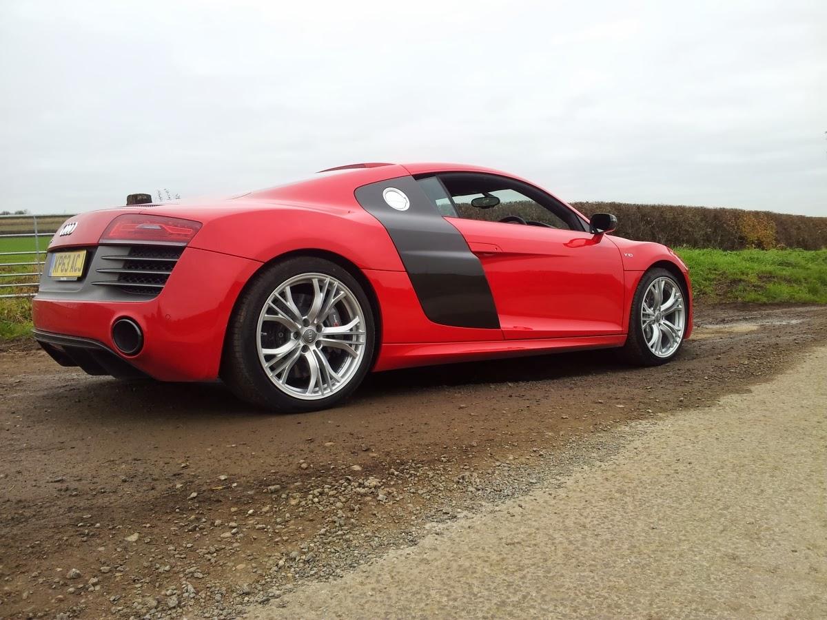 Audi R8 V10 Plus