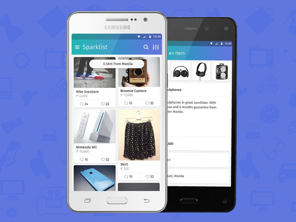 Sparklist App