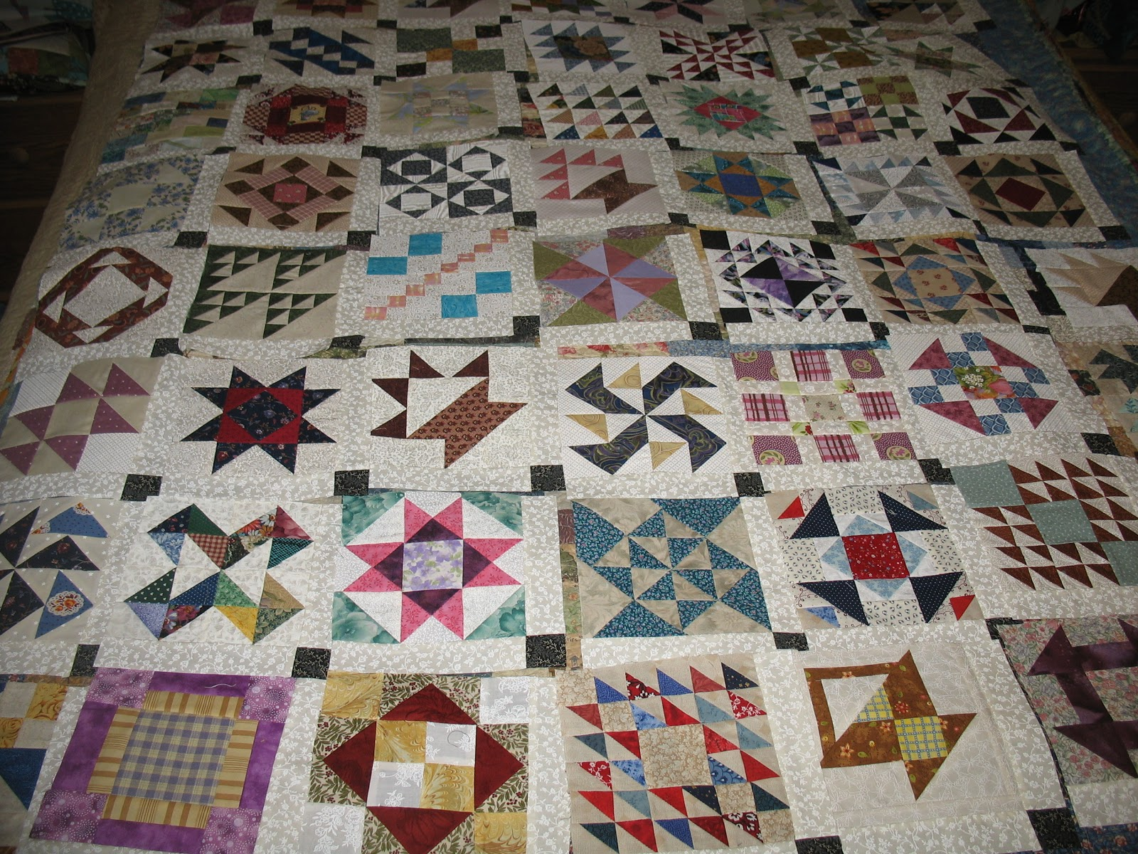 Gramma 39 S Quilting Room Design Wall Monday