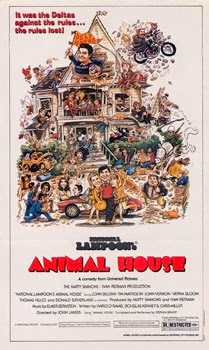 national lampoons animal house movie review Animal house movie reviews & metacritic score: in 1962, the dean of faber college plans to rid his campus of the delinquent delta house fraternity national lampoon's animal house (trailer 1) 2:43 0.