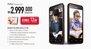 HTC Desire VC SmartFren
