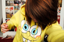wow ! look dea pnya sweater ..aww ! nice !