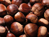 fat burning foods chestnut