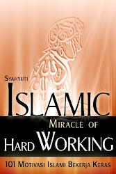 "New Book. Syahyuti, 2011 ""Islamic Miracle of Working Hard"""