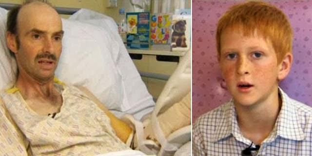 Bocah 8 Tahun Selamatkan Ayahnya dari Mesin Penggiling