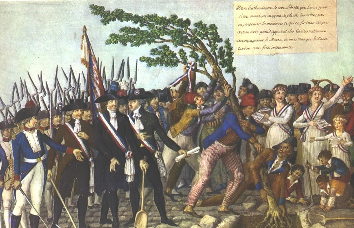 Revoluci n francesa nuevo calendario y descristianizaci n for Republica francesa wikipedia