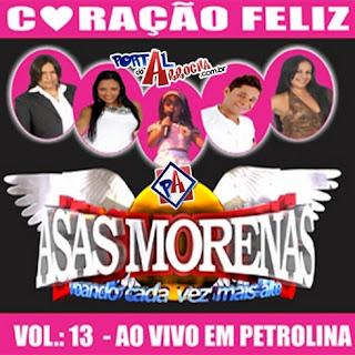 Asas Morenas - Vol.13
