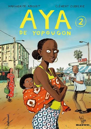 Aya de Yopougon 2,Marguerite Abouet, Clément Oubrerie,Norma Editorial  tienda de comics en México distrito federal, venta de comics en México df