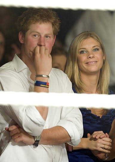 chelsy davy and harry. gossip hell, Chelsy Davy!