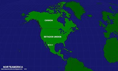 Paises de Norteamerica