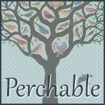 Perchable Blog Button
