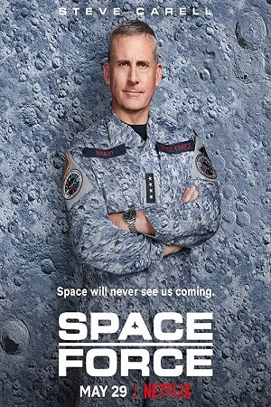 Space Force (2020) S01 All Episode [Season 1] Full Hindi Complete Download 480p