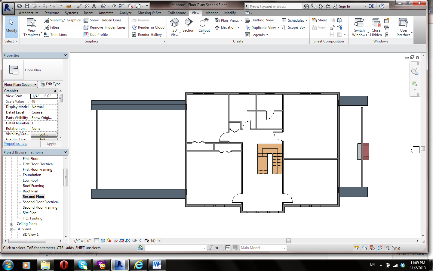 how to draw floors in revit
