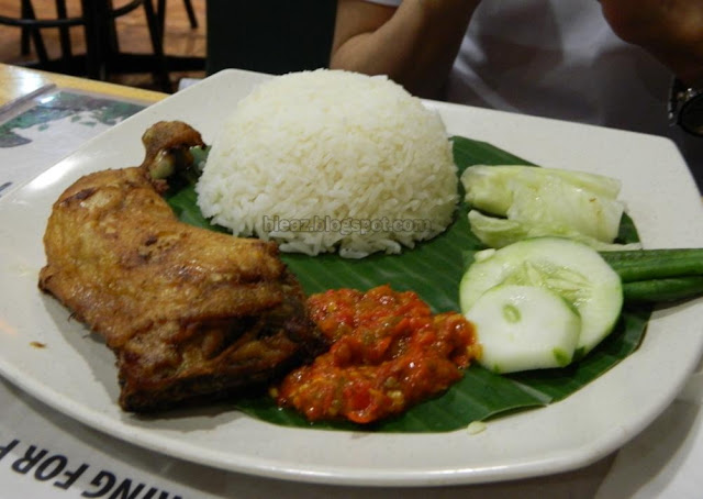 Nasi Padang Indonesian Food