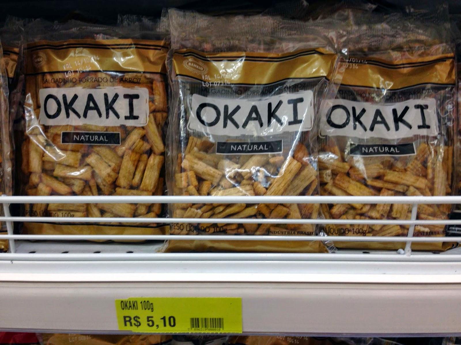 Num mercado japonês no bairro da Liberdade em São Paulo tem...