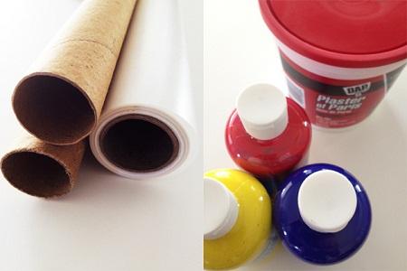 Como hacer tizas de colores paso a paso - Como hacer manualidades faciles ...