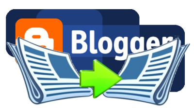 Постраничные переходы в Blogger(Blogspot)