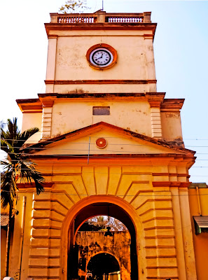 Clock Tower of Chandannagar