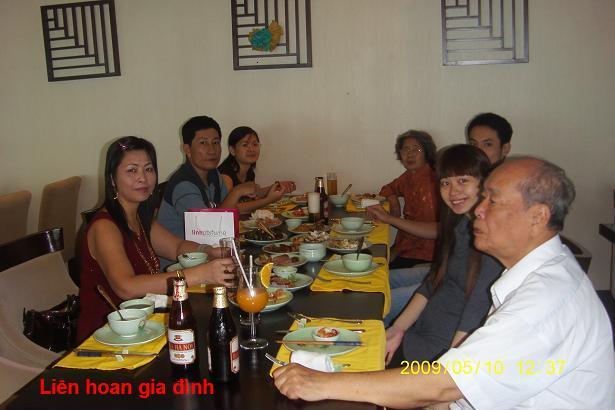Liên hoan gia đình