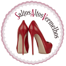 Saltos Altos Vermelhos (sabrinas para mim!)